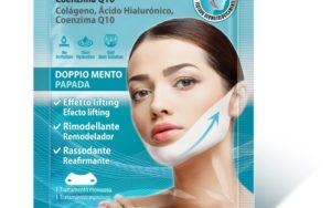 Synergy Derm: arriva V-Lifting Hydrogel Mask che combatte il doppio mento