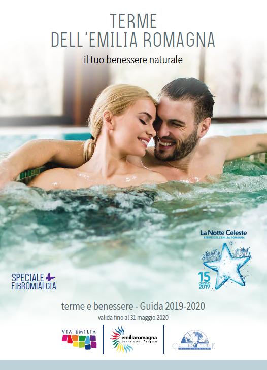 Terme dell'Emilia Romagna: presentata la Nuova Guida Terme e Benessere 2019-2020