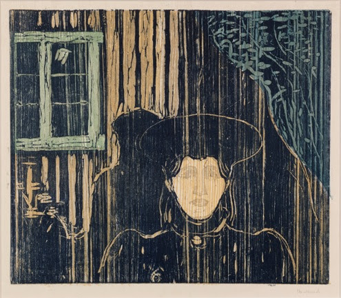 """Gertsch – Gauguin – Munch:  Cut in Wood"" al MASI di Lugano"