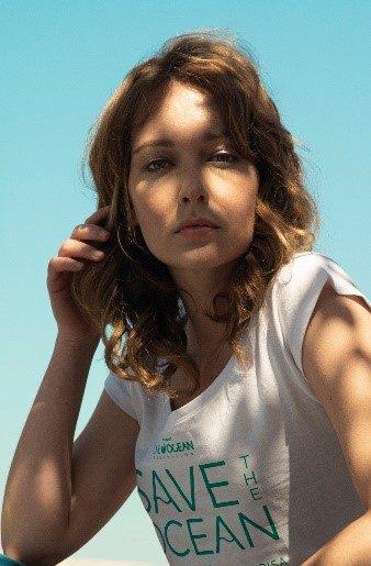 Cristiana Capotondi testimonial di Save The Ocean