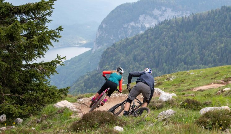 Dolomiti Paganella: successo dei Trail Days, festival di mountain bike