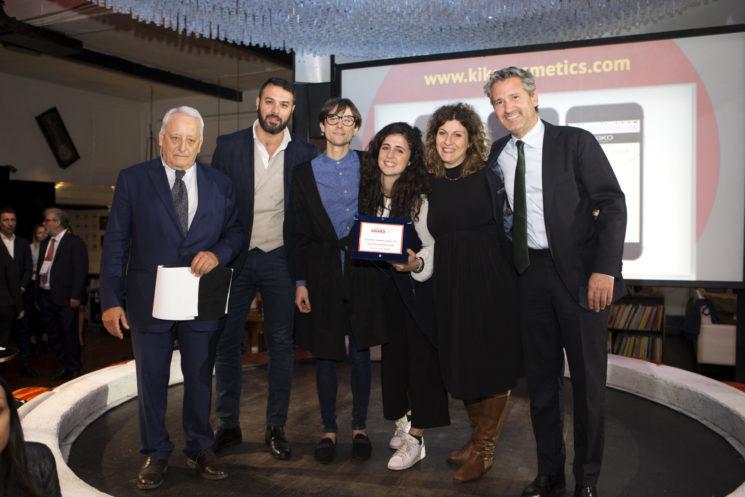Netcomm Award 2019: vince Kiko Milano