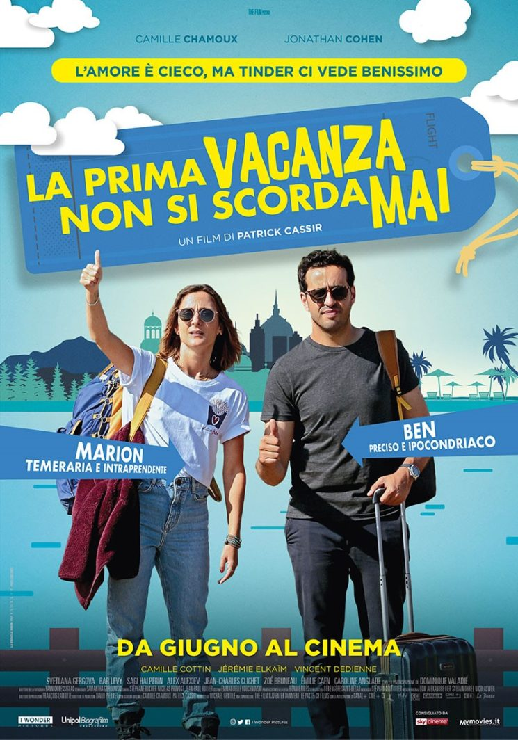 """""""La prima vacanza non si scorda mai"""", frizzante commedia francese"""