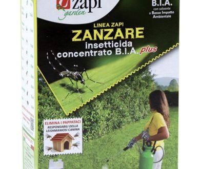 Zapi Linea Zanzare, la protezione che ci vuole contro i fastidiosi insetti
