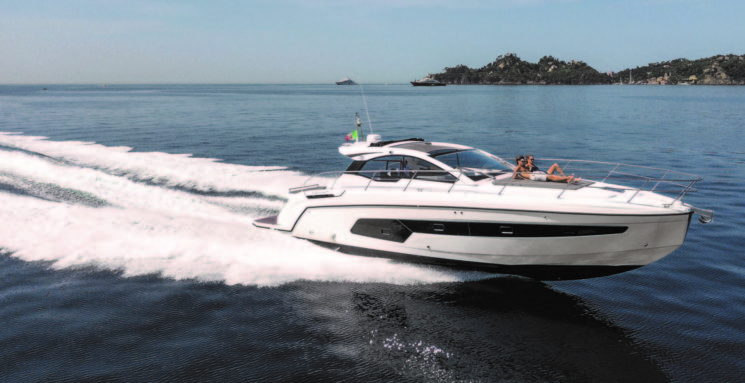 Azimut Yachts al Cannes Yachting Festival 2019