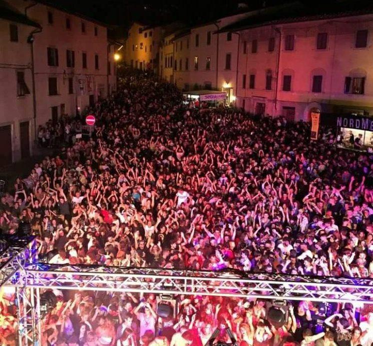 Ingorgo Sonoro, la più grande discoteca a cielo aperto d'Italia