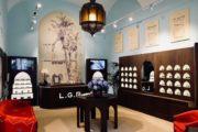 L.G.R. apre il suo primo flagship store di Roma