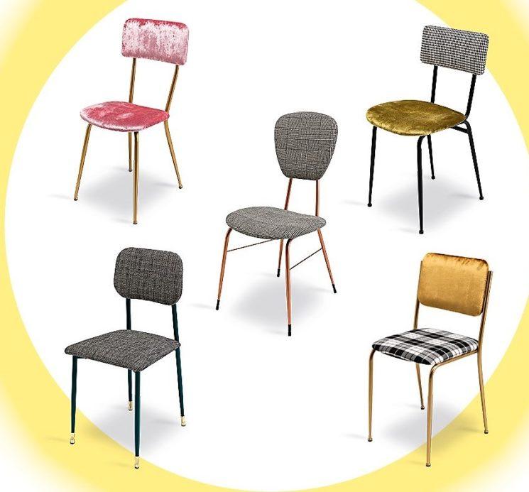 Lalabonbon lancia la collezione di sedute Miss