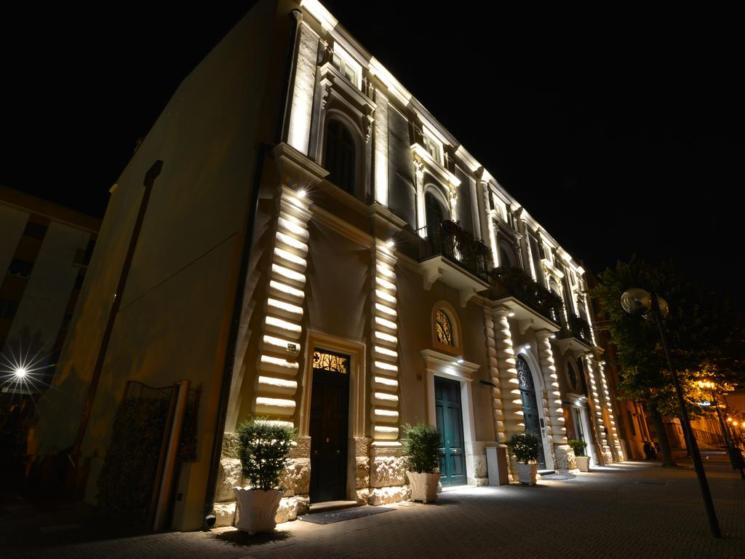 Dimore D'Epoca: week end a Matera al Monaco Bianco, hotel di design