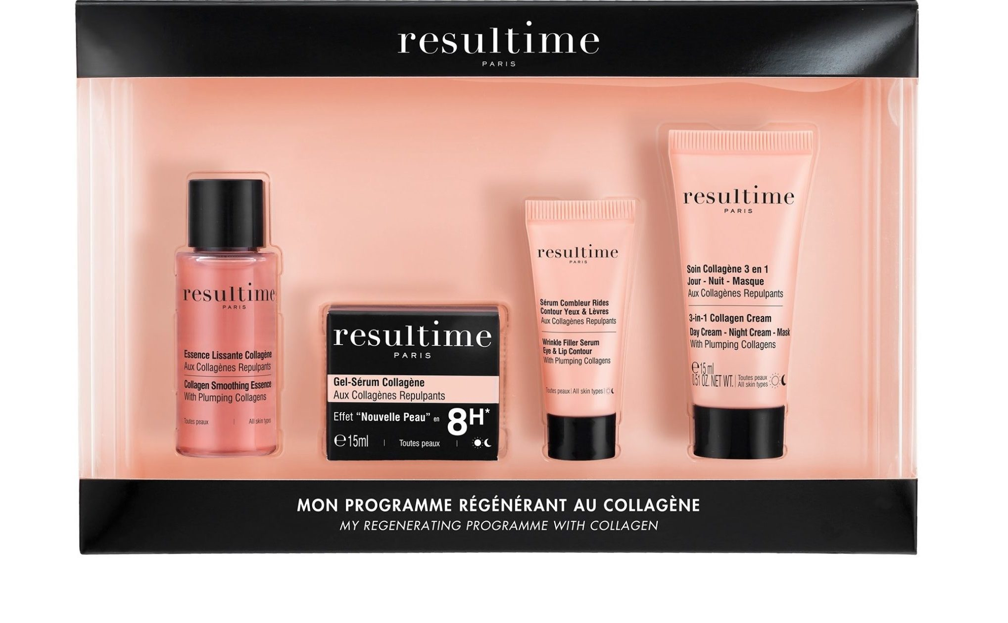 RESULTIME Travel Kit Collagene