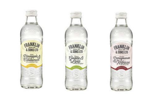 Franklin & Sons Ltd: arriva in Italia la nuova linea Soda Infusion
