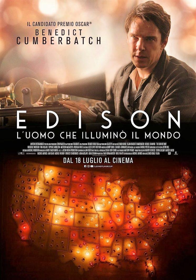 """""""Edison – l'uomo che illuminò il mondo"""""""