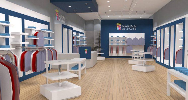 Marina Militare Sportswear apre a Taranto, Barcellona e Genova