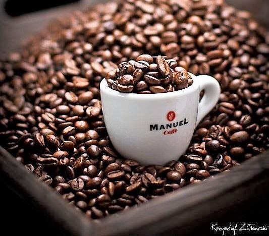 Nuovo sito Manuel Caffè