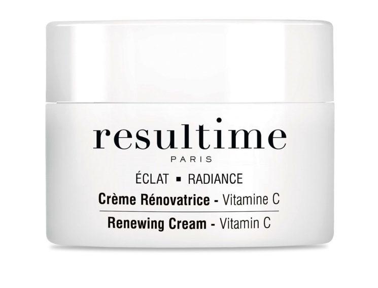 Linea alla Vitamina C di Resultime: Crema Rinnovatrice e Crema Ricca Rinnovatrice