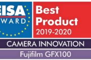 FUJIFILM trionfa all'EISA 2019