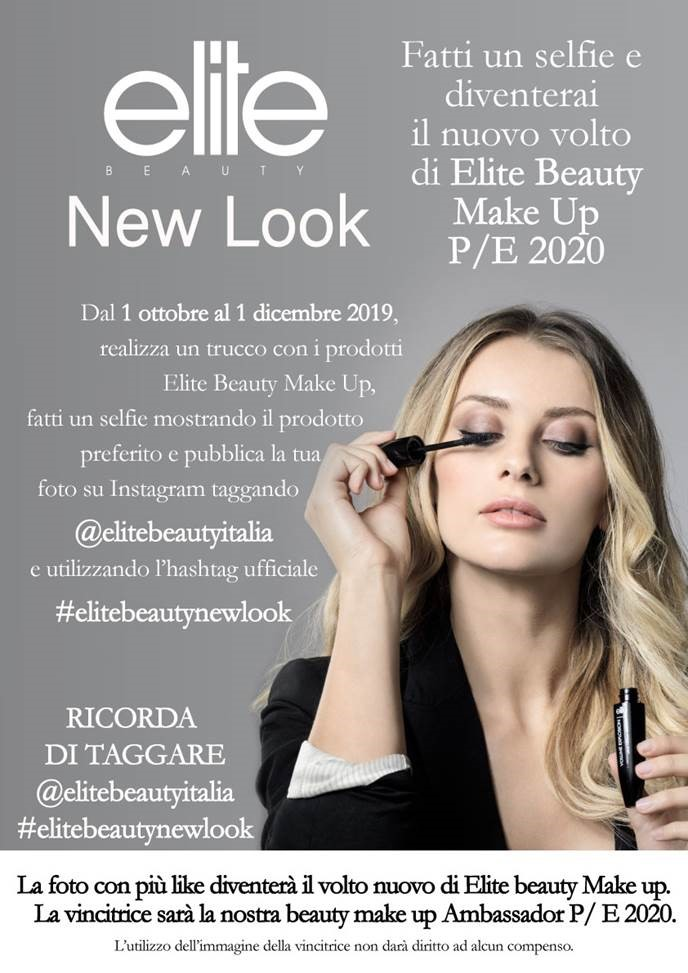 Un Selfie per Elite Beauty Make Up