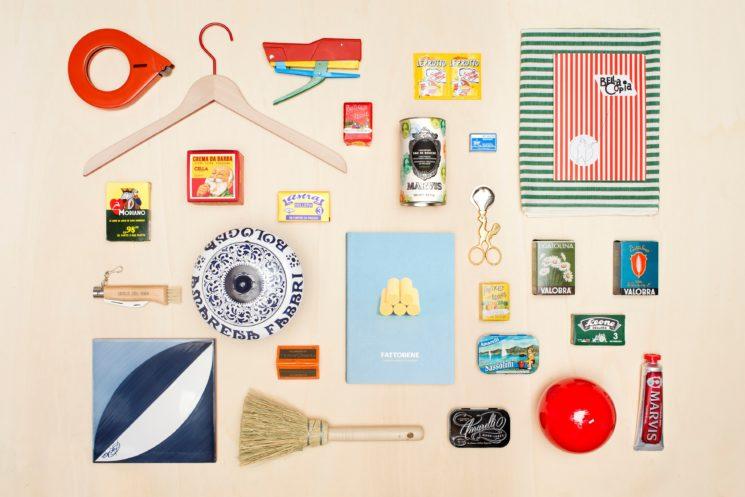MoMA Design Store lancia il pop-up di Fattobene. Presenti Valobra e Marvis