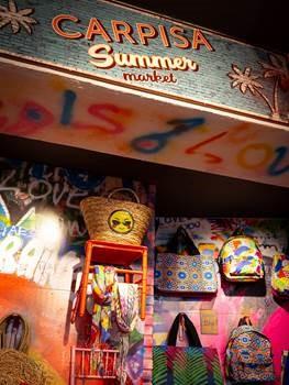 Carpisa apre ad Ibiza un pop up store