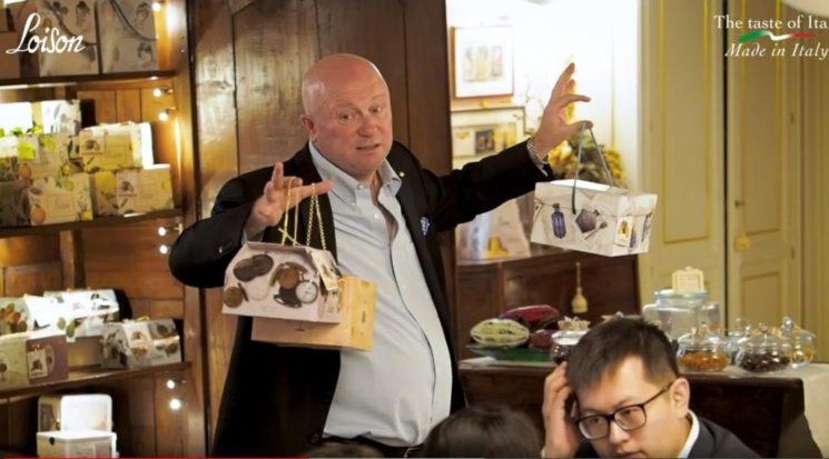 Loison Pasticceri: buyer da tutto il mondo per gustare il panettone artigianale