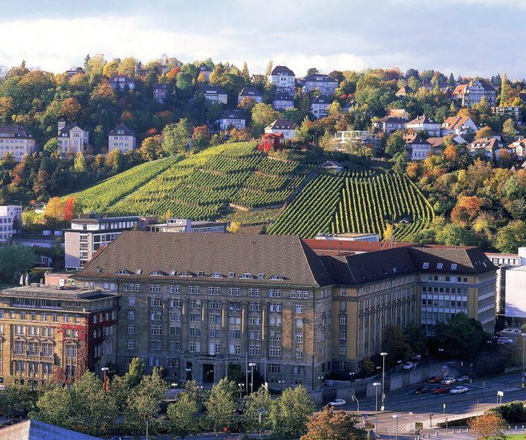 A Stoccarda la Festa del Vino più bella della Germania
