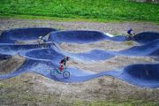 Nuovo Pumptrack all'Alpe Cimbra (TN)