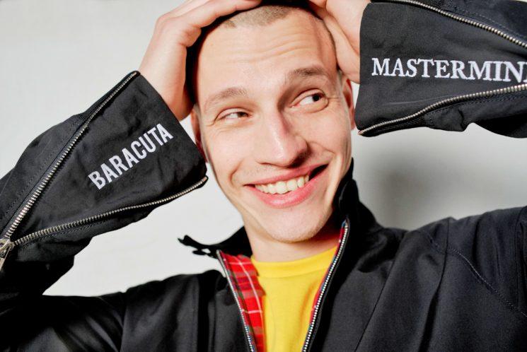 Baracuta lancia G9 Mastermind X Baracuta