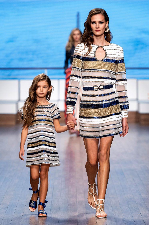 Elisabetta Franchi. La mia bambina: S/S 2020 fashion show