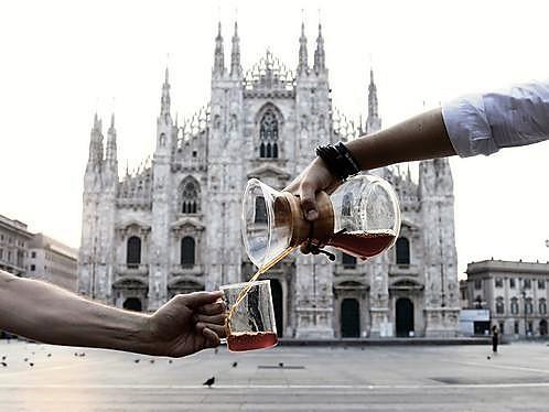 """Il """"Milan Coffee Festival"""" torna dal 30 novembre al 2 dicembre"""