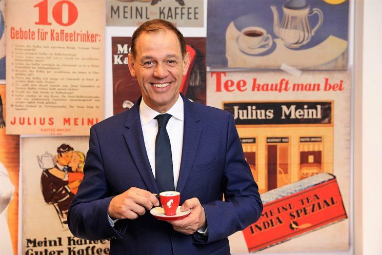 Trend fortemente positivo per Julius Meinl Coffee Group