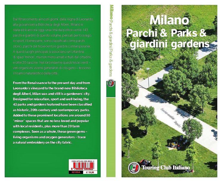 "Touring Club Italiano: ""Milano. Parchi & Giardini. Parks & Gardens"""