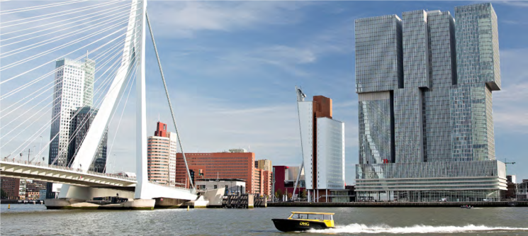 A Rotterdam l'Eurovision Song Contest 2020