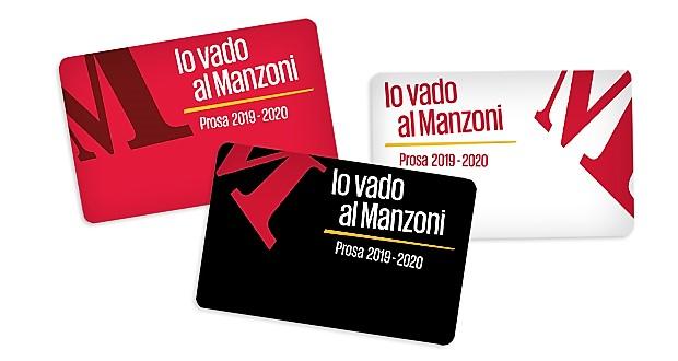 Teatro Manzoni di Milano: stagione teatrale 2019/20