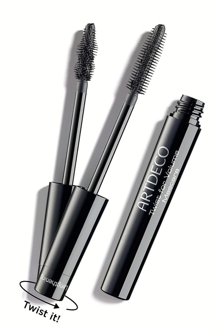 Artdeco: Twist for Volume, nuovo mascara allungante e volumizzante