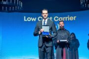 """A Wizz Air il Premio """"Vettore a basso costo dell'anno"""""""