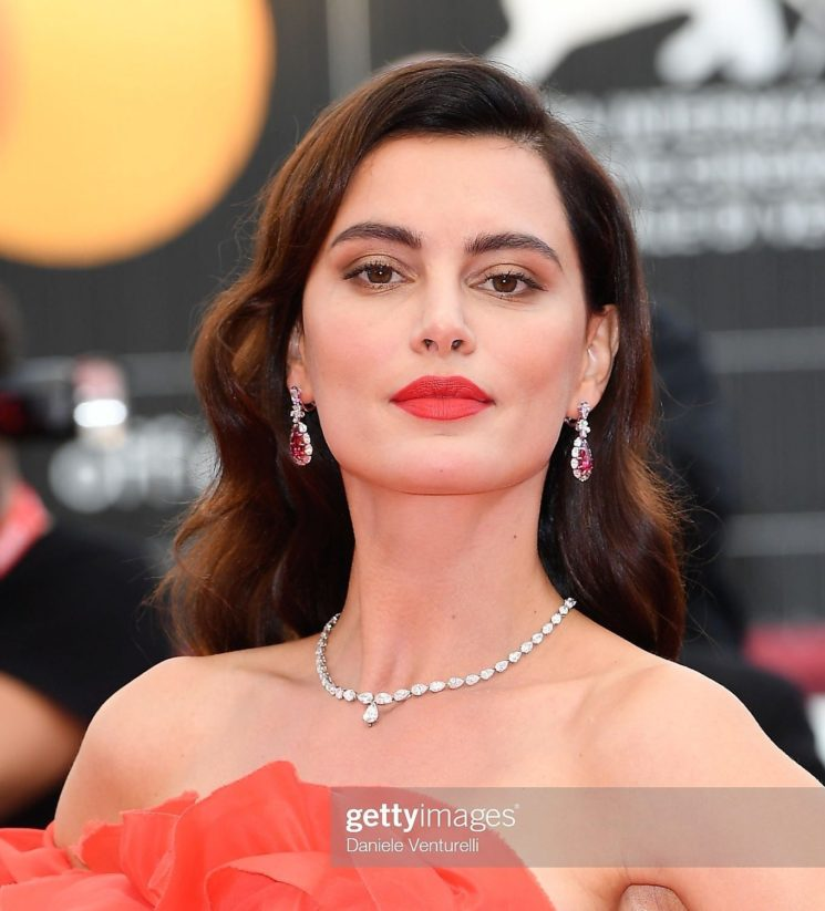 Per Catrinel Marlon Hair & Make Up Cotril a Venezia 76
