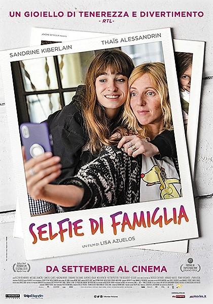 """""""Selfie di famiglia"""", una tenera commedia francese"""