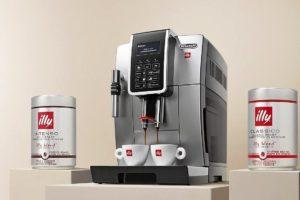 De'Longhi for illy per un espresso senza precedenti