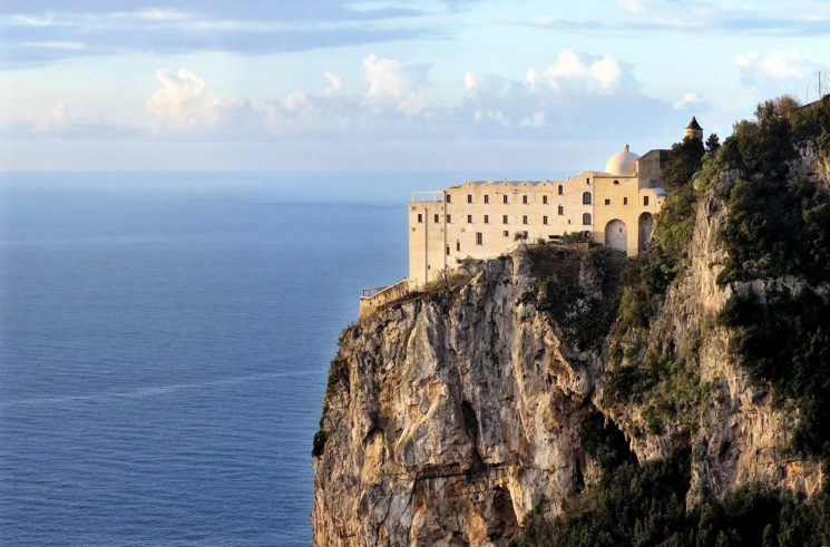 Monastero Santa Rosa Hotel & Spa di Conca dei Marini (Sa) miglior hotel d'Italia
