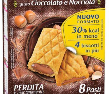I biscotti Pesoforma cambiano ricetta e formato