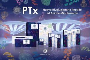PTx Line combatte i segni del tempo senza iniezioni