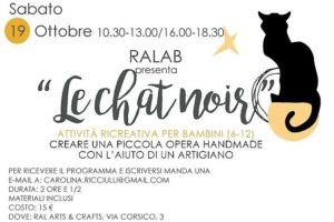 Laboratori per bambini RALAB Arts & Crafts