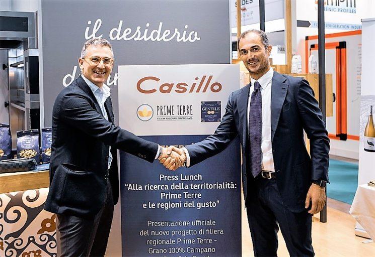 Gruppo Casillo: nasce la dodicesima filiera Prime Terre. I volumi di grano salgono a 8.500 tonnellate