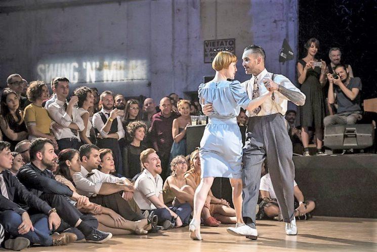 SWING'N'MILAN, festival internazionale dedicato al ritmo americano degli anni '30 e '40