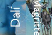 """Dalí & Magritte"" a Bruxelles dall'11 novembre al 9 febbraio 2020"