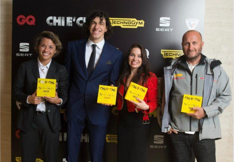 Consegnati i CHI È CHI Awards Sport & Stile