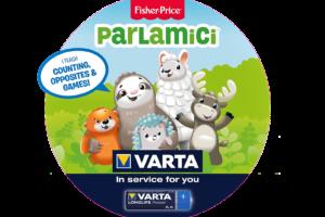 Varta e Fisher-Price: nuova partnership a Bimbinfiera
