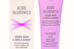 L'Erbolario: Acido Ialuronico Crema Mani a Tripla Azione