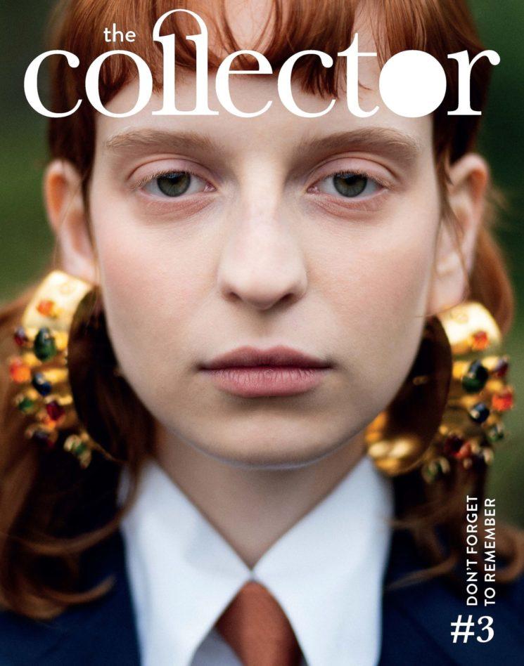The Collector #3, il nuovo magazine diretto da Cinzia Malvini