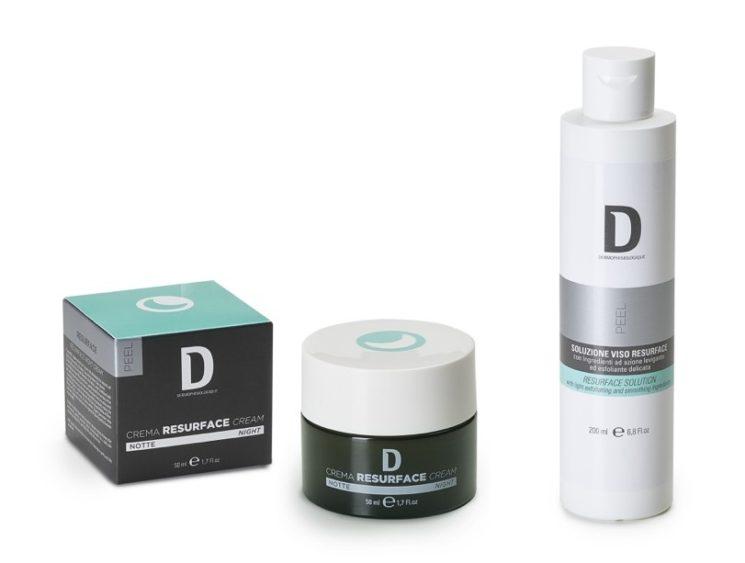 Dermophisiologique: Linea Peel per rinnovare la pelle